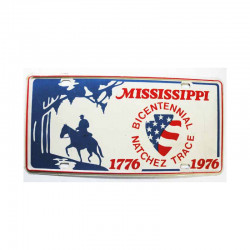 Plaque d Immatriculation USA - Mississippi ( 226 )