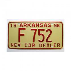 Plaque d Immatriculation USA - Arkansas ( 280 )