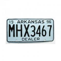 Plaque d Immatriculation USA - Arkansas ( 279 )
