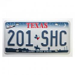 Plaque d Immatriculation USA - Texas ( 269 )