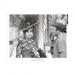 Photo originale de B Streisand, Gene Kelly ( BJH )