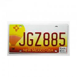 Plaque d Immatriculation USA - New Mexico ( 319 )