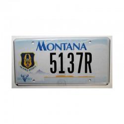 Plaque d Immatriculation USA - Montana ( 335 )