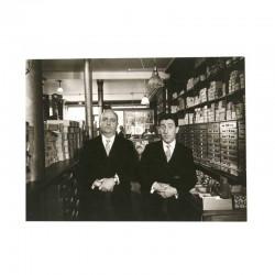 photo originale de J Lefebvre et B. Blier ( BLA )