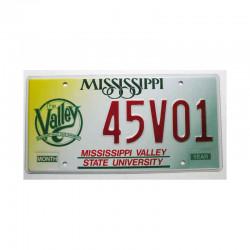 Plaque d Immatriculation USA - Mississippi ( 461 )