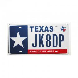 Plaque d Immatriculation USA - Texas ( 483 )