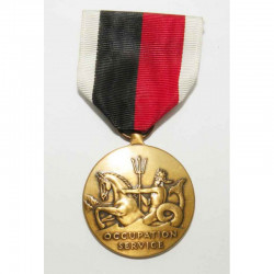 Decoration / Medaille USA Occupation service ( 082 )