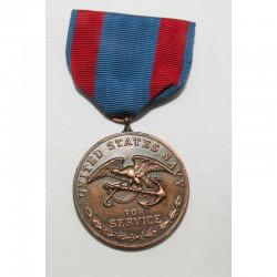 Decoration / Medaille USA Haitian compaign ( 076 )