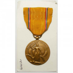 Decoration / Medaille USA American Defense WWII  ( 066 )