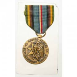 Decoration / MedailleExpedition service  ( 065 )