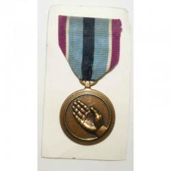 Decoration / Medaille USA Humanitarian service ( 063 )
