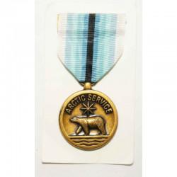 Decoration / Medaille USA Arctic service ( 062 )