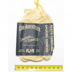 Sac a tabac Our Advertiser WWII ( 008 )