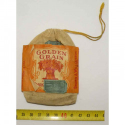 Sac a tabac avec tabac Golden Grain WWII ( 009 )
