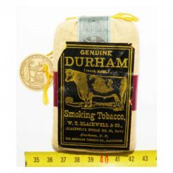 Sac a tabac avec tabac Durham WWII ( 015 )