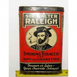 Boite a Tabac Sir Walter Raleigh ( 023 )