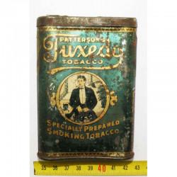 Boite a Tabac Tuxedo Tobacco WWI ( 024 )