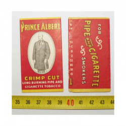 Paquet de feuilles a rouler Prince Albert ( 012 )