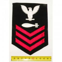 1 Patch original US Navy Torpilleur Vietnam era ( 105 )