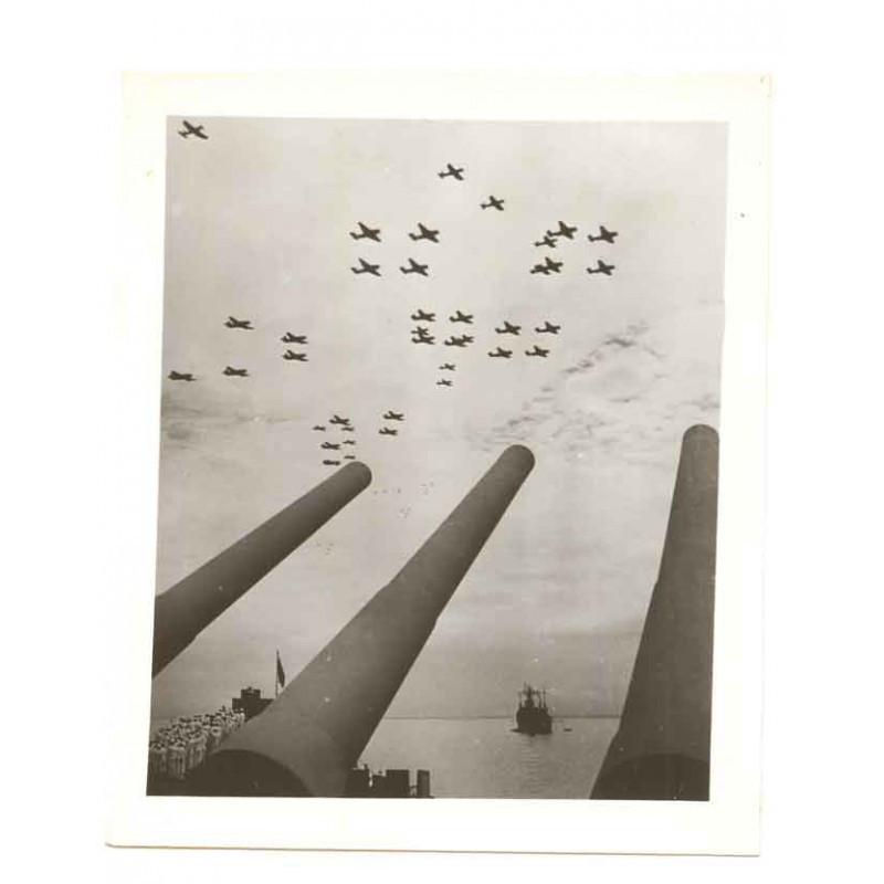 WWII Photo la reddition des Japonais 1945  ( 005 )