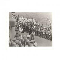 WWII Photo la reddition des Japonais 1945  ( 022 )