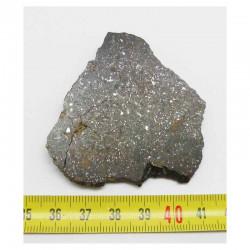 Tranche de Chondrite NWA non classée ( 23.50 grammes  )