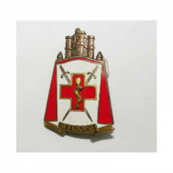 Insigne C.I.I.S.S. N° 1 ( 038 )
