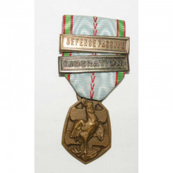 Medaille Defence passive WWII ( 091 )