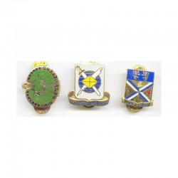 Lot de 3 insignes distinctives USA ( 109 )