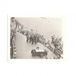 WWII Photo la reddition des Japonais 1945 ( 031 )
