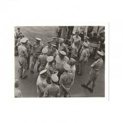 WWII Photo la reddition des Japonais 1945  ( 043 )