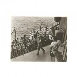 WWII Photo la reddition des Japonais 1945  ( 044 )