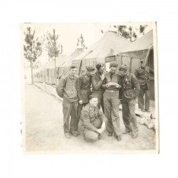 38° Div US Camp de Shelby WWII ( 087 )
