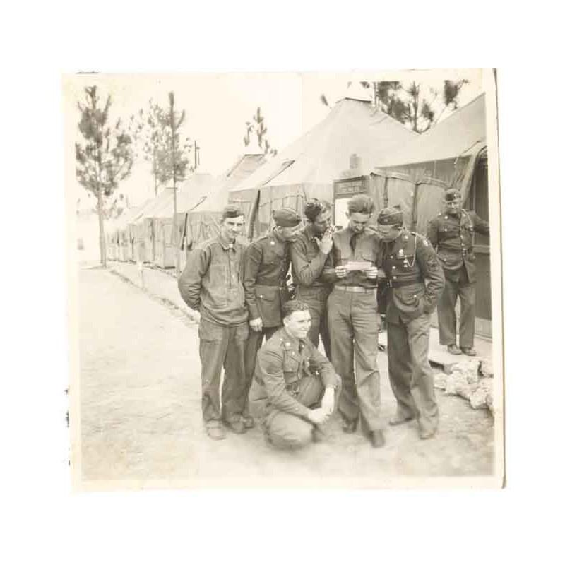 38° Div US Camp de Shelby WWII ( 087 )