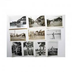 10 Photos 29° Div US a Okinawa - Japon 1950 ( 131 )