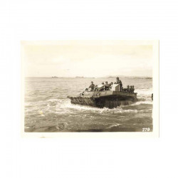 WWII Photo 40 ° Division Americaine aux Philippines  ( 142 )