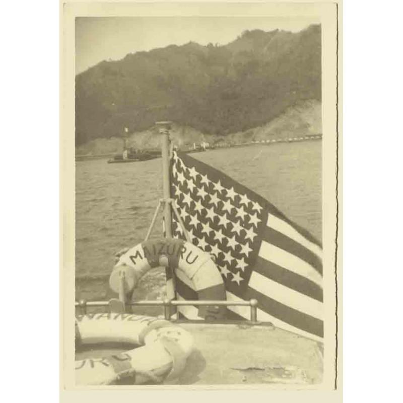 Photo de la 620° ACW Div US au Japon 1950 ( 153 )