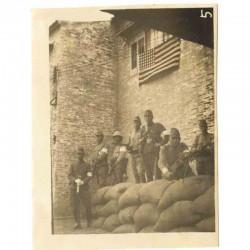 WWII Photo de soldat Japonais - guerre de Russie ( 184 )
