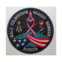 Patch vintage Original Nasa Shuttle Challenger STS-51 ( 065 )