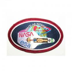 Patch vintage Original Nasa Colombia  STS-009 ( 062 )