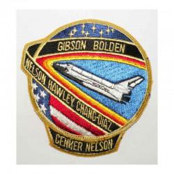 Patch vintage Original Nasa Columbia STS-61 C ( 058 )