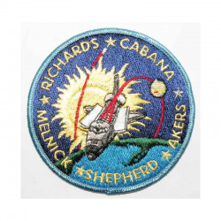 Patch vintage Original Nasa Shuttle Discovery STS-41 ( 055 )