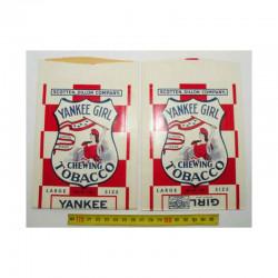 Poche a tabac Yankee Girl WWII ( 029 )