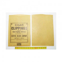 Poche a tabac Yankee Cigar Clipping WWII ( 030 )