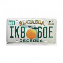 Plaque d Immatriculation USA - Florida ( 688 )