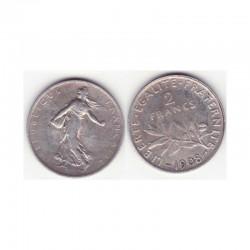 2 franc semeuse 1908 argent ( 002 )