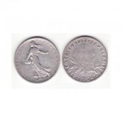 1 franc semeuse 1903 argent ( 001 )
