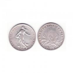 1 franc semeuse 1905 argent ( 001 )