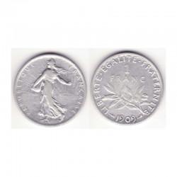 1 franc semeuse 1919 argent ( 001 )