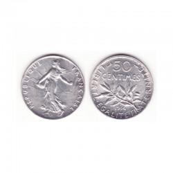 50 cents semeuse 1914 argent ( 001 )